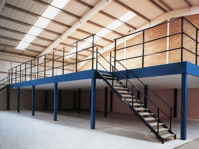 Mezzanine Floors Macro Metal Services