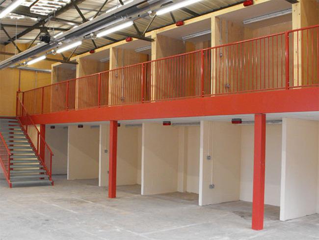 Mezzanine Flooring Systems Domestic Floor Matttroy
