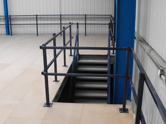 Mezzanine Floors Services : Mezzanine floors macro metal services